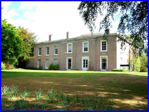 Nottingham University - The Walled Garden