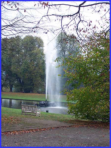 Chatsworth House Waterfall: A Day Out At .... Chatsworth