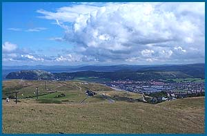 Llandudno - The Great Orme & Seafront