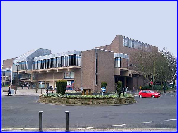 Derby Assembly Rooms Car Park Closed